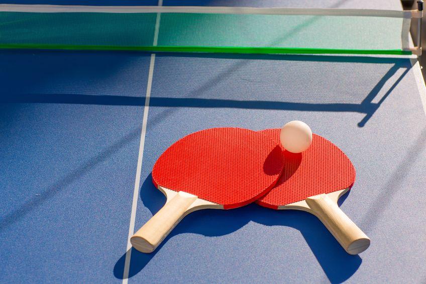 Beltéri ping-pong asztalok: Az idojárás nem akadály!