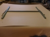 Pingpong asztal Tournament láb